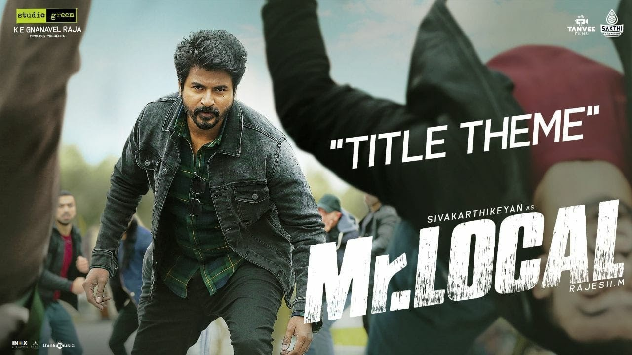 Mr.Local Title Theme